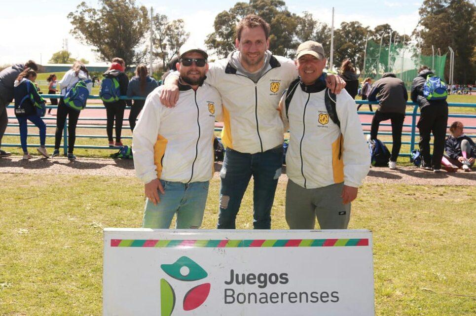 Torneos Bonaerenses 2019: Con 4 medallas obtenidas finalizó la participación de General Paz