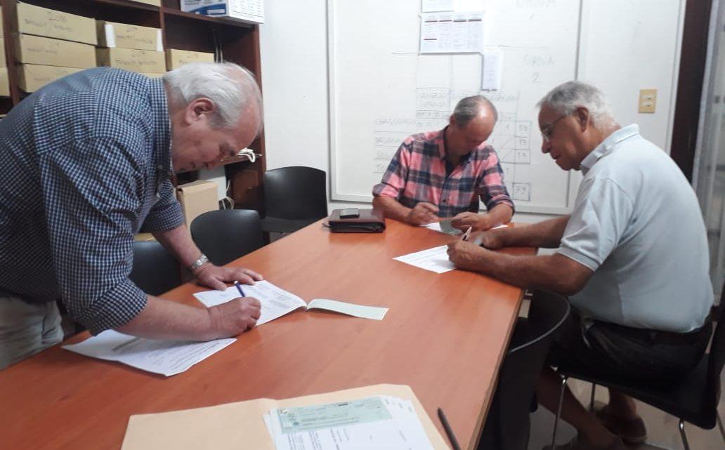 JUBILADOS Y EN ACTIVIDAD: Nueve arquitectos de la Delegación Chascomús fueron  reconocidos por el Consejo Superior del CAPBA