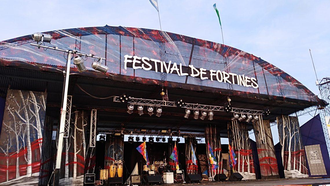 Edición refundacional del Festival de Fortines: Dos noches que sumaron mas de 10.000 personas y un cierre del evento sin antecedentes