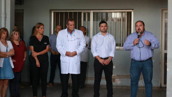 ASUMIERON LAS NUEVAS AUTORIDADES DEL  HOSPITAL CAMPOMAR