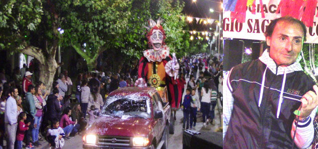 Se preparan los Carnavales en Ranchos