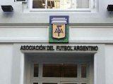 La AFA suspende el fútbol en todas sus categorías hasta el 31 de marzo