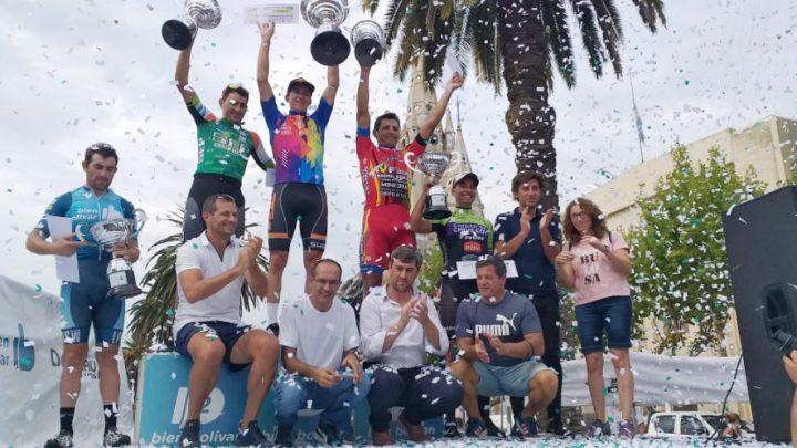 Sergio Fredes ganó la vuelta del Centro de la Provincia