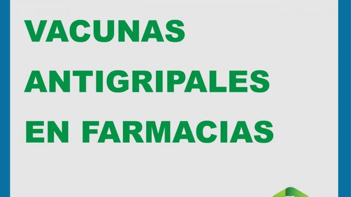 Informa el Colegio Farmacéuticos de Chascomús