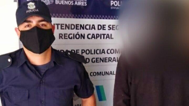 Informa la Jefatura de Policía Seguridad Comunal, General Paz