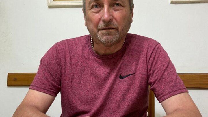 Gustavo Polo Barrera:»Se me fue un amigo»