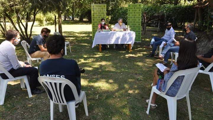 CHASCOMÚS: LA MUNICIPALIDAD Y ORGANISMOS PÚBLICOS BUSCAN FACILITAR LA INSCRIPCIÓN VOLUNTARIA DE LA COMUNIDAD EN EL REGISTRO DE VACUNACIÓN CONTRA EL COVID-19