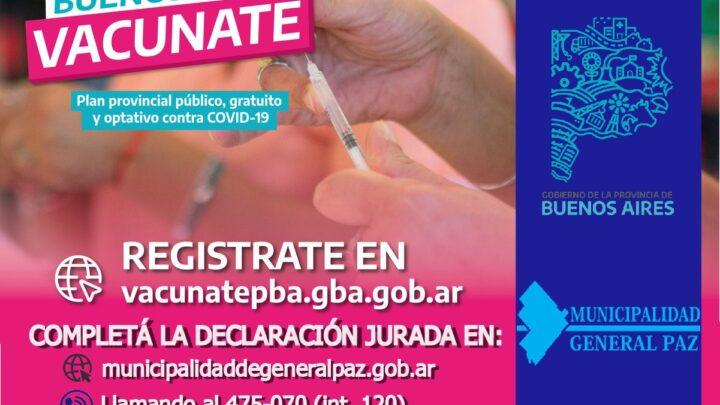 Municipalidad de General Paz: INFORMACIÓN IMPORTANTE
