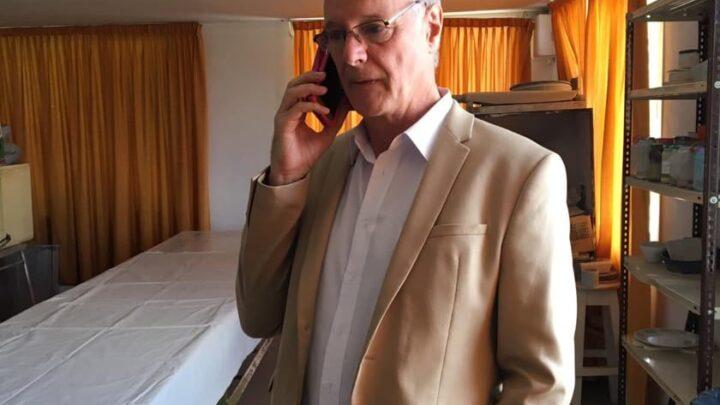 El Ministro de Salud de la Provincia Daniel Gollán vuelve a Ranchos