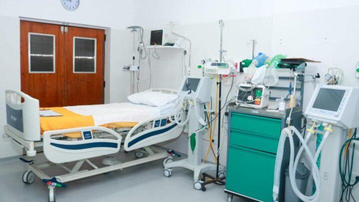 NUEVAS CAMAS DE TERAPIA INTENSIVA PARA EL HOSPITAL CAMPOMAR
