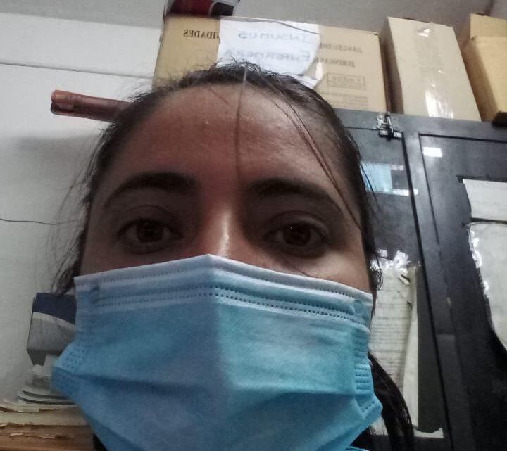 Dra. Noelia Tartaglia. » No se puede conducir al personal del hospital a los gritos»