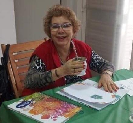Graciela Mayol» Hoy lloramos mucho y mucha gente»