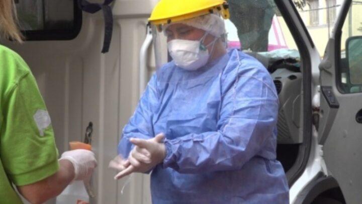CHASCOMÚS: El 90 % de los hisopados se realizan en domicilios para evitar la circulación