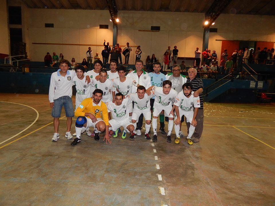 Villanueva – IOP futsal se consagró campeón provincial y va al nacional