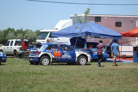 Todo listo para el Gran Premio Coronación del Rally Mar y Sierras en Ranchos