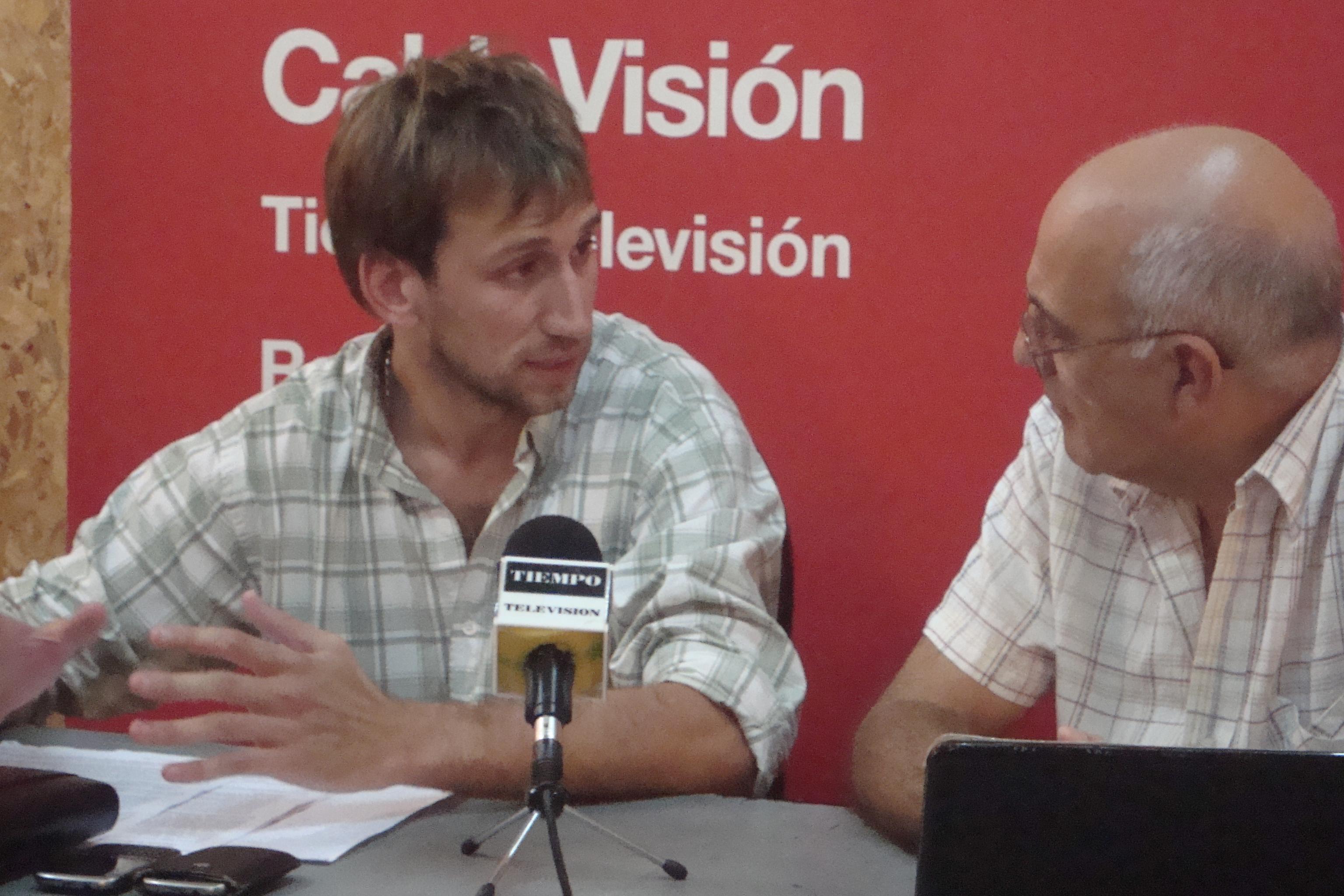 El concejal Guattini dio detalles del programa PROGRESAR