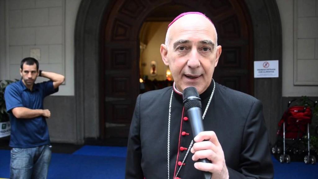 """Mons. Malfa: """" A mi me conmueve la renovación esperanzadora del pueblo, pero cuando se lo defrauda, la semilla de la violencia está siempre latente…"""""""