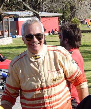 Nunzio Vernaci» Muero de ganas de correr paro seguro que espero hasta la próxima»