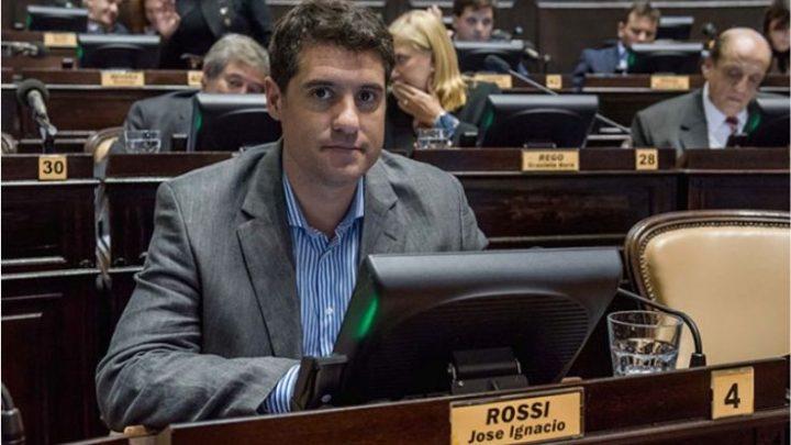 Diputado Jose Ignacio «Cote» Rossi; Sería interesante una contienda Macchi Gastón