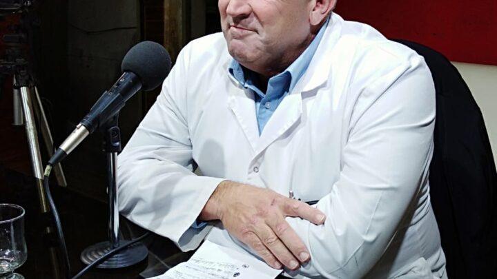 Dr. S. Dos Santos: comenzó la vacunacion antigripal en Ranchos