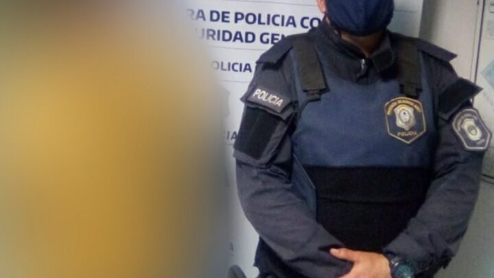 Informe de Prensa de la Policia Comunal de Gral. Paz