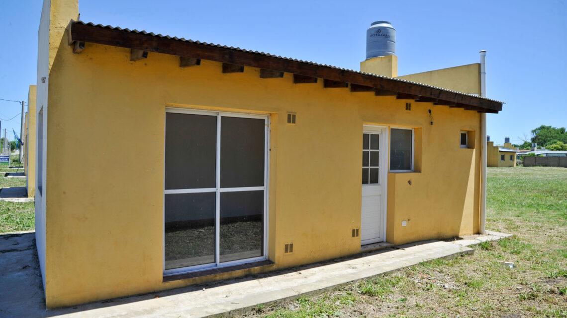 Ranchos: Hoy es el sorteo de las 53 viviendas del Plan Federal