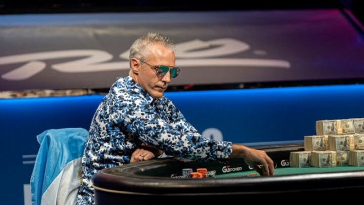Poker: Damián Salas ganó el brazalete y la gloria eterna