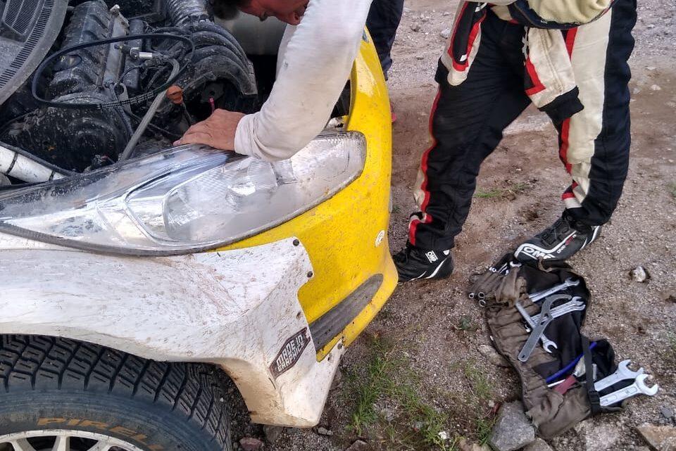 Rally Argentino: la participación del ranchero Braian Ferreyra