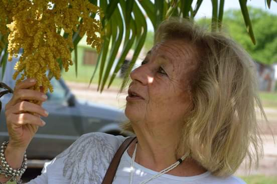 Falleció Elena Lasalvia