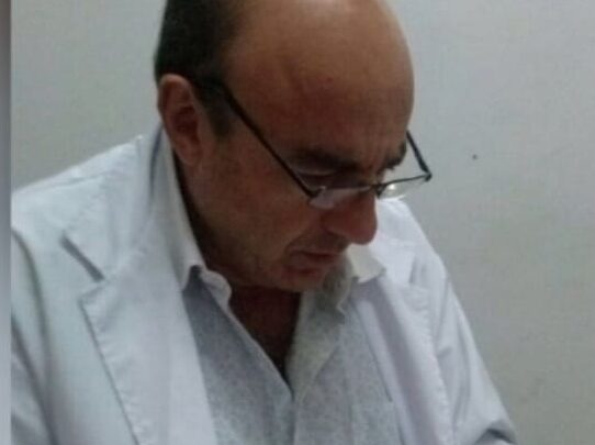 EL DRAMATICO RELATO DE LA SITUACION SANITARIA DEL DR CHAPARRO JEFE UTI DEL I. M. PLATENSE. DESGARRADOR !!!!