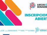 Se abre la inscripción para los Juegos Bonaerenses 2021