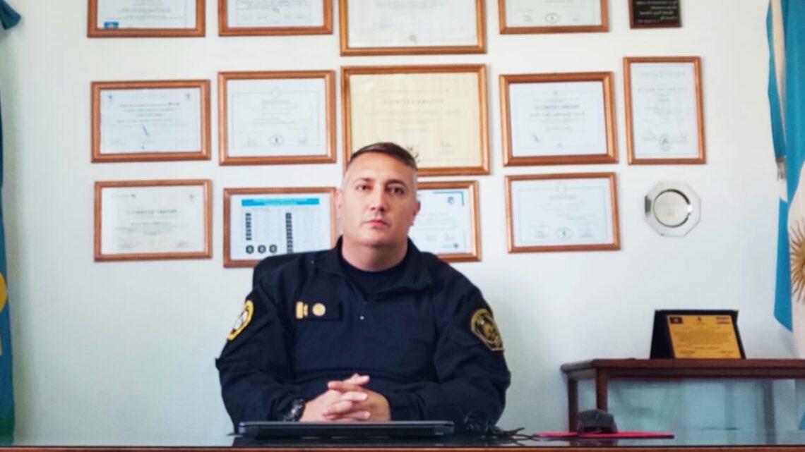 Informe de Jefatura Policía Seguridad Comunal de Gral. Paz