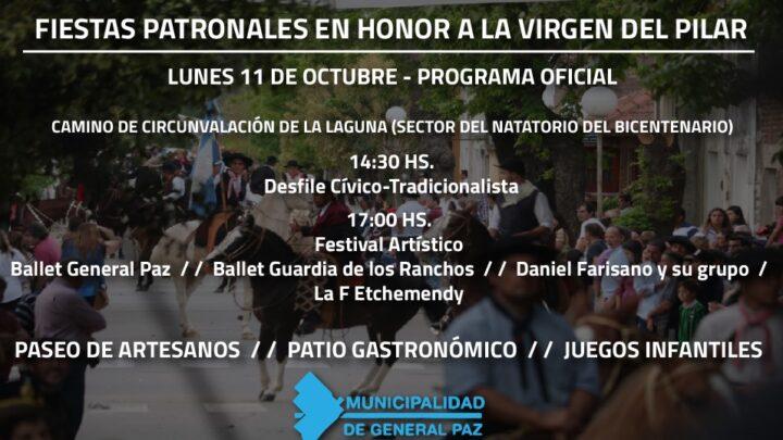 FESTEJOS PATRONALES PROGRAMA OFICIAL DE ACTIVIDADES